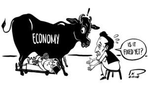 Cartoon: 30 September, 2018