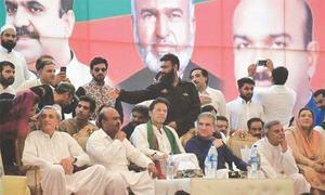 تحریک انصاف پبلک اکاؤنٹس کمیٹی کی قیادت کے تنازع پر تقسیم