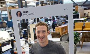 فیس بک بانی کا اپنا اکاؤنٹ ہیکرز سے بچ نہیں سکا