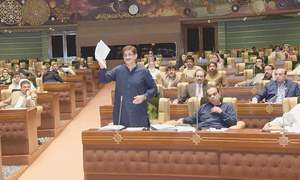 Sindh PA approves budget authorisation for remaining nine months