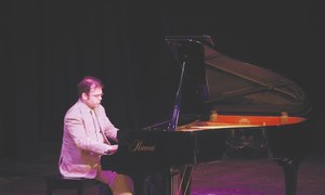 Mozart, Beethoven come to life at Napa