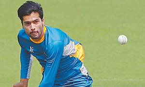 Amir needs rest to regain top form, says SSGC coach Zaman