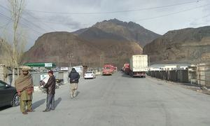 CAA team arrives in Gilgit to start work on Chilas airfield