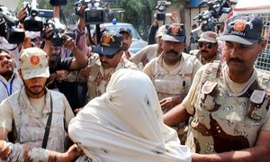 Two MQM-L activists jailed for 21 years in secretariat attack case