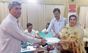 PML-N, PPP among parties issued notices for nominating less than 5pc female candidates in by-polls