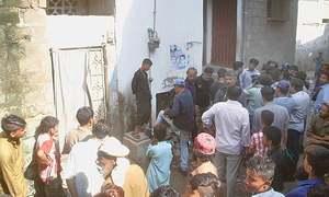Ghaffar Zikri, three-year-old son, aide killed in Lyari shoot-out