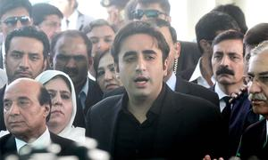 SC rejects plea for suspension of bail granted to cops in Benazir case