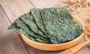 HEALTH: THE GREEN SEAFOOD WE ARE NOT EATING