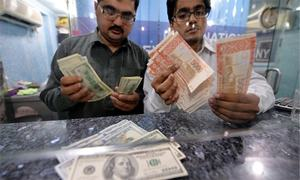 Current exchange rate presents true value of rupee, say dealers