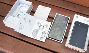 گوگل کے پکسل فون لیک ہوکر مارکیٹ میں پہنچ گئے