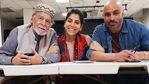 Veteran actor Qavi Khan stars in Iram Parveen Bilal's Forbidden Steps