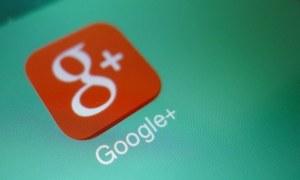 ڈیٹا ہیک ہونے کے بعد گوگل پلس بند کرنے کا اعلان