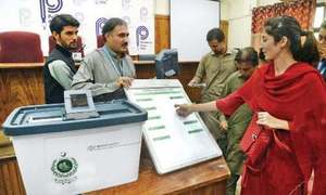 ECP starts sending passcodes to overseas voters for by-polls