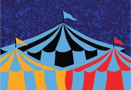 SMOKERS' CORNER: OUT OF THE BIG TENT
