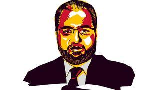 Justice league: Shaukat Aziz Siddiqui