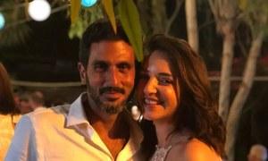 عرب اینکر اور یہودی اداکار کی شادی پر اسرائیلی سیاستدان سیخ پا
