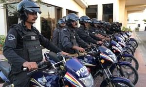 کراچی: اسٹریٹ کرائم پر قابو پانے کیلئے 'اسٹریٹ واچ فورس' کا قیام