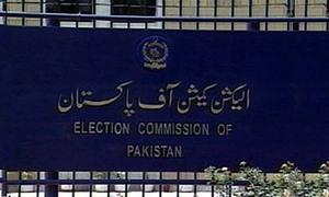 ضمنی انتخابات: الیکشن کمیشن کا مرکزی شکایت سیل فعال نہ ہوسکا
