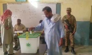 الیکشن کمیشن کا پولنگ کا وقت نہ بڑھانے کا فیصلہ