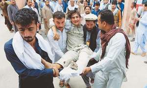 Taliban kill 22 security personnel in Afghanistan