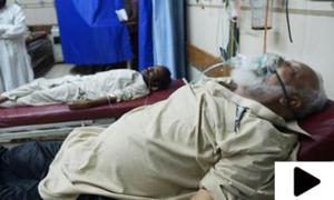 کراچی میں رائنو وائرس کی وبا پھیل گئی