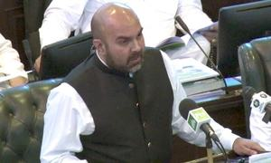 No new tax in Rs648 billion KP budget