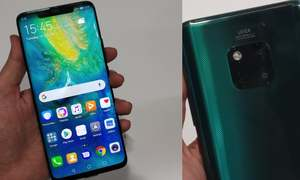 2GB in 10 seconds: Huawei unveils new flagship Mate20 Pro, promises faster OS, battery and a strong camera