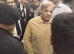 Shahbaz's remand extended  for 14 days