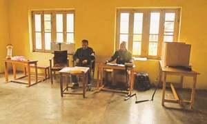 مقبوضہ کشمیر میں بلدیاتی انتخابات بری طرح ناکام