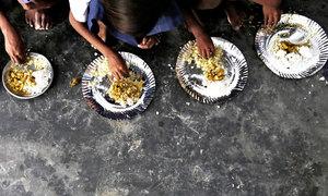 Govt pledges to make Pakistan 'zero hunger' country