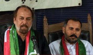 Sindh anti-corruption department to probe 'land grabbing' allegations involving PTI lawmakers