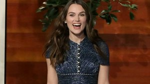 Keira Knightley reveals why she's banned her daughter from watching Cinderella