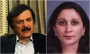 PML-N senators Haroon Akhtar, Sadia Abbasi disqualified over dual nationalities