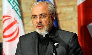 سرحدی محافظوں کا اغوا، ایرانی وزیر خارجہ کا پاکستانی ہم منصب کو فون