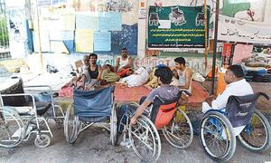 SC seeks details of funds allocated for disabled persons by federal, provincial govts in last 5 years