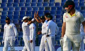 Dominant Pakistan close on series victory over Australia
