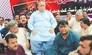 Public protest may intensify if accountability process turns vindictive, warns Chandio