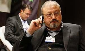 سعودی عرب کا قونصل خانے کے اندر صحافی کے قتل کا اعتراف
