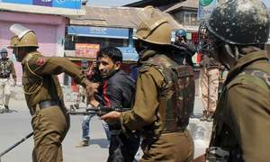 مقبوضہ کشمیر: بھارتی فوج کاریاستی جبر جاری، مزید 8 کشمیری جوان جاں بحق