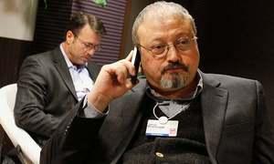 جمال خاشقجی کے قتل پر سعودی عرب کے بیان سے مطمئن نہیں، ٹرمپ