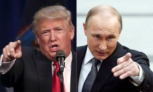 Putin warns Trump over 'dangerous' plan to quit N-deal