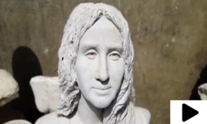 ماں سے محبت نے بیٹے کو مجسمہ ساز بنا دیا