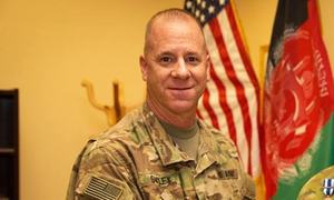 US army general wounded in Afghanistan attack