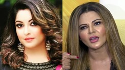 Tanushree Dutta sues Rakhi Sawant for INR10 crore for defaming her