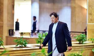 PM Khan reaches Saudi Arabia to attend investment conference