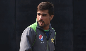 Amir grabs five-for in welcome return to form