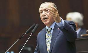 Erdogan calls for trial in Istanbul of Khashoggi suspects, terms death planned murder