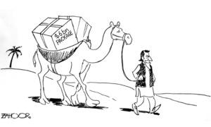 Cartoon: 25 October, 2018