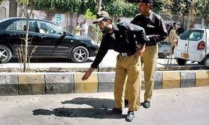 کوئٹہ: نامعلوم افراد کی فائرنگ، پولیس اہلکار جاں بحق