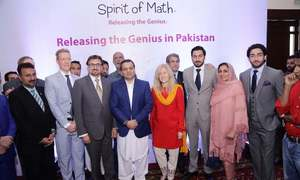 Spirit of Math to launch World Mathematical Olympiad in Pakistan